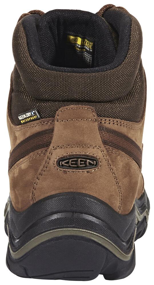 Galleo Chaussures Hommes Mi-vif Wp - Noir 2Tjfpn